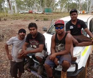boys group car hood